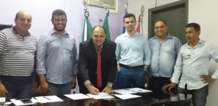 Edclay Coelho cumpre compromisso e contrata mais um assessor jurídico para UCMMAT