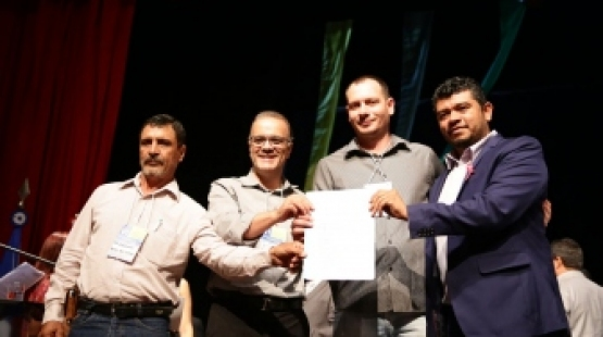 Cinco Câmaras se filiam à UCMMAT e pedem união para fortalecimento da entidade