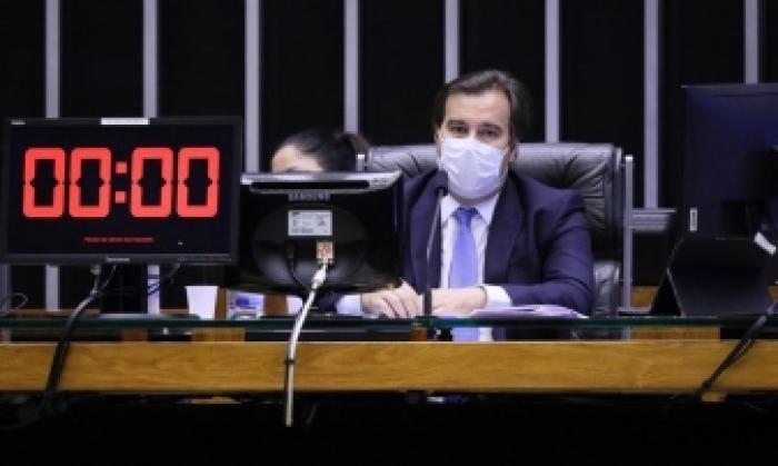 Rodrigo Maia sugere eleições dia 15 de novembro ou 6 de dezembro