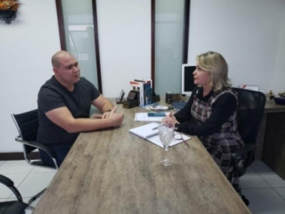 Vereador pede que senadora articule em Brasília aceleração das investigações na Saúde