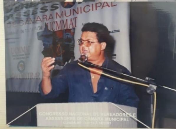Gaspar Jordão era um entusiasta da UCMMAT  e lutava pela valorização do legislativo