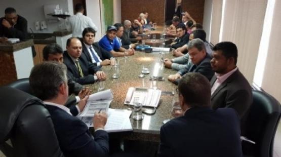 Vereador Ilso Pereira pede duas viaturas para Polícia de Tabaporã