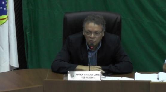 Wagner Tavares é eleito presidente da Câmara de Campo Novo Do Parecis