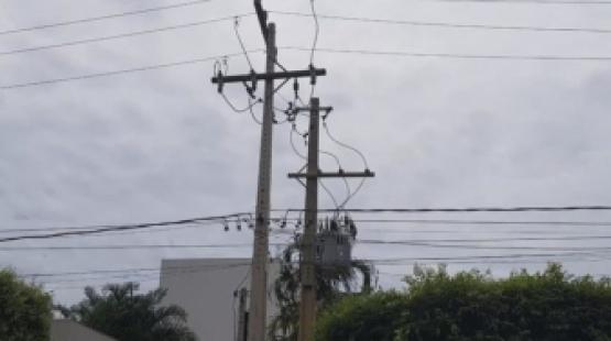 Sorriso: Câmara cobra da Energisa solução para as constantes quedas de energia elétrica