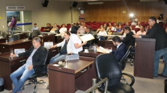BARRA DO GARÇAS: Câmara marca votação de CPI das Águas para esta quinta-feira