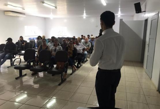"""3º ENCONTRO REGIONAL """"LEGISLAÇÃO ELEITORAL - ELEIÇÕES 2020"""""""