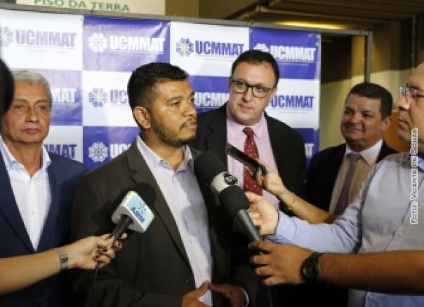 UCMMAT promove manifesto contra extinção de municípios nesta quinta
