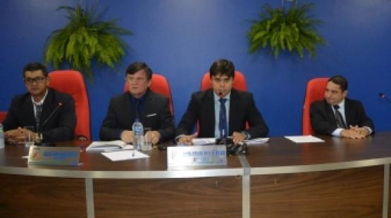 Câmara de Água Boa elege nova Mesa Diretora para o biênio 2019-2020